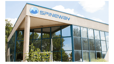 Photo of Spineway : Approval of Mont-Blanc MIS in Japan