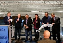 Photo of Tyber Medical Cuts Ribbon on New $8 Million Office and Manufacturing Facility
