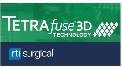 Photo of RTI Surgical® Announces The Spine Journal's Publication of In Vivo TETRAfuse® 3D Technology PEKK Study