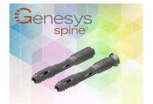 Photo of Genesys Spine is pleased to announce the launch of our Sacroiliac Joint Fusion System