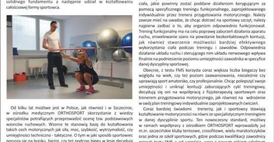 Artykuł naszego specjalisty mgr Mariusza Hernika w Głosie Piłkarskim