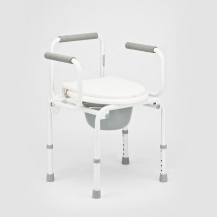 """Кресло-туалет с откидными поручнями """"Armed"""" FS813"""
