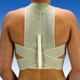 Espaldillera postural transpirable