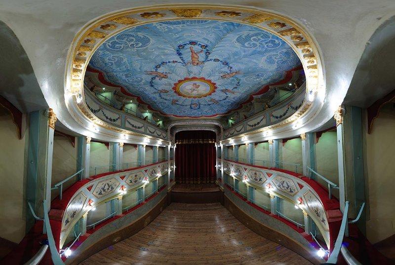 Teatro Apollo di Mondavio