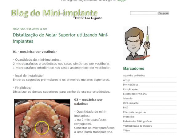 blog do min