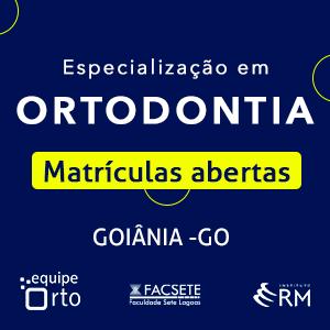 Especialização em ortodontia goiânia
