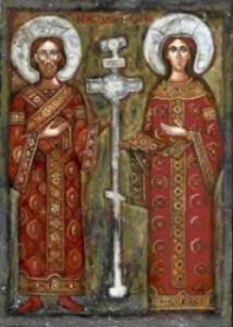 21 Mayıs Azizler Konsantinos ve Eleni