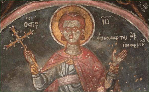 18 Nisan Yoannina'nın Yeni Kutsal Şehidi Yuhanna
