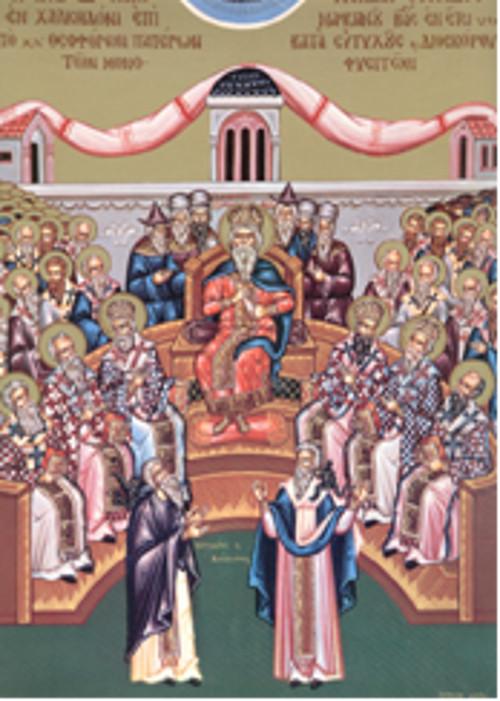 Dördüncü  Ekümenik  Konsil  Babaları