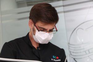 Las revisiones en los tratamientos de ortodoncia.