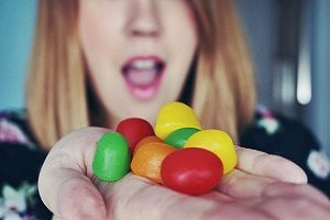 Los alimentos azucarados en la salud bucal