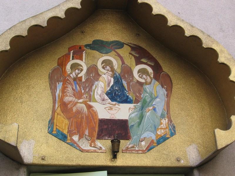 Următoarea slujbă la biserica Sfinţilor noi martiri şi mărturisitori (Vanves) – sâmbăta lui Lazăr, 16 aprilie 2011