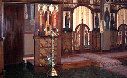 (Română) Sfînta Liturghie la Catedrala Sfinţilor Trei Ierarhi din Paris