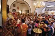 (Română) Hramul parohiei Sfântului Nicolae din Roma