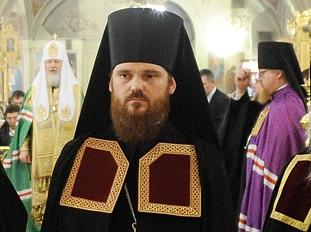 (Română) Ipopsefierea arhimandritului Ambrosie Munteanu in episcop de Neftekamsk si Belebei