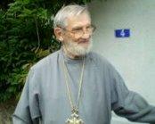 L'archiprêtre Michel Ossorguine a été rappelé à Dieu. Mémoire éternelle.