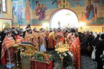 (Română) Biserica Sf. Mucenițe Ecaterina din Roma și-a marcat ziua hramului