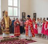 Elveţia: Cu ocazia hramului bisericii Sf. Învieri a Domnului din Zurich Sf. Liturghie a fost săvârşită de episcopul Nestor al Corsunului