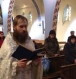 (Foto) Franţa:  Sfintele slujbe ortodoxe săvîrşite la Valence