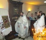 (Foto) Franţa: Naşterea Domnului marcată de comunitatea ortodoxă a moldovenilor din Paris (2015)