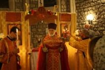 Franţa: Comunitatea Bisericii Ortodoxe Ruse din Bordeaux a serbat Învierea Domnului în biserică nouă