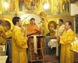 (Foto) Elveţia : Sărbătorile de Paşti la Mănăstirea Sfintei Treimi din Dompierre