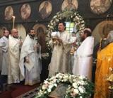Franţa: Comunitatea Sfîntului Serafim de Sarov din Montgeron şi-a marcat ziua hramului