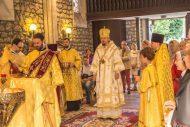 Franța: O nouă biserică pentru comunitatea ortodoxă din Franța a fost inaugurată la Burges