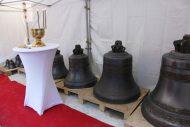 Sfințirea clopotelor catedralei ortodoxe ruse de pe cheiul Branly din Paris