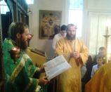 (Română) Duminică, comunitatea ortodoxă moldovenească a Cuviosului Paisie de la Neamţ din Paris a marcat ziua hramului