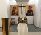 (Română) Programul slujbelor în săptămâna Patimilor și de Paști la Comunitatea moldovenească a cuviosului Paisie de la Neamț la Paris