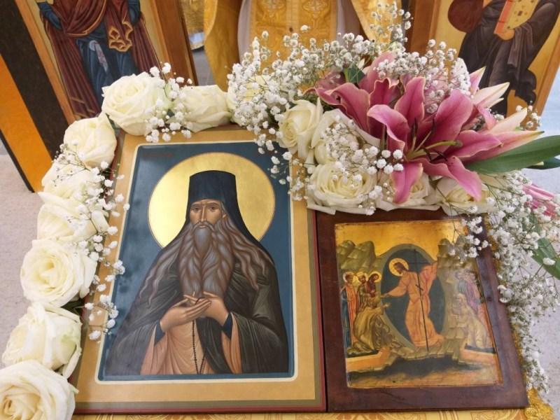 (Română) Sfintele slujbe reîncep după vacanța de vară la Comunitatea ortodoxă moldovenească a cuviosului Paisie de la Neamț din Paris
