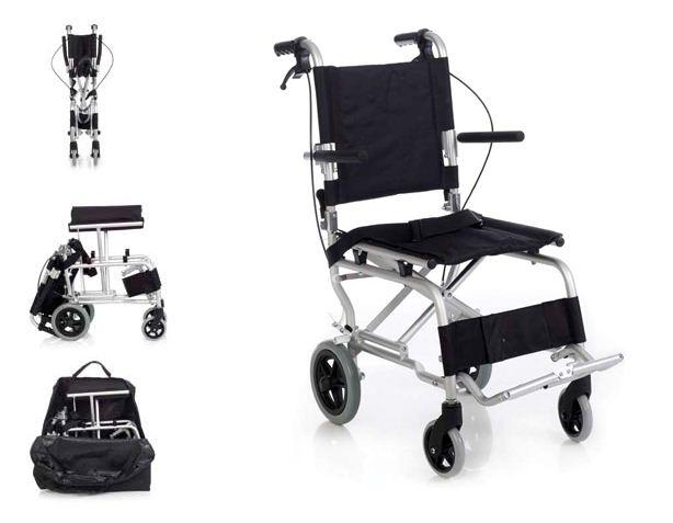 silla de ruedas teyder
