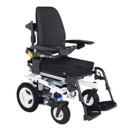 silla rueda eléctrica