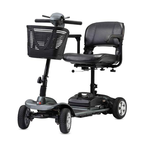 Scooter eléctrico compacto acompañante de compras FLIP de B+B