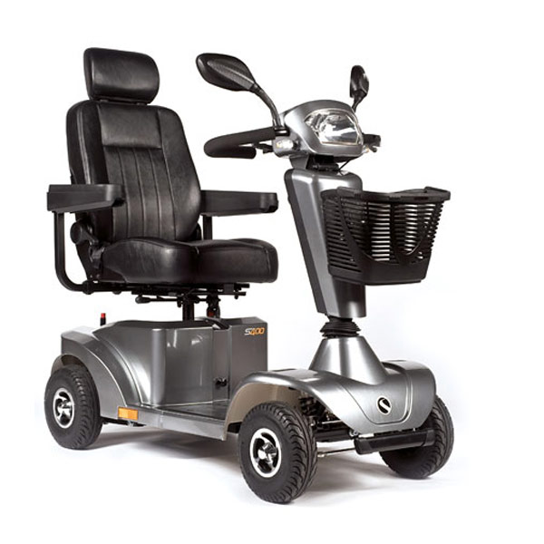 Scooter eléctrico S400 Sunrise Medical