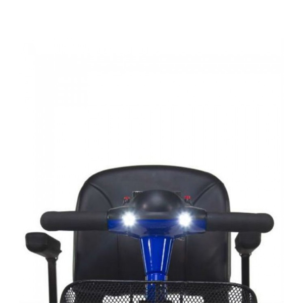 Scooter eléctrico 4 ruedas Smart Libercar para exteriores e interiores-4