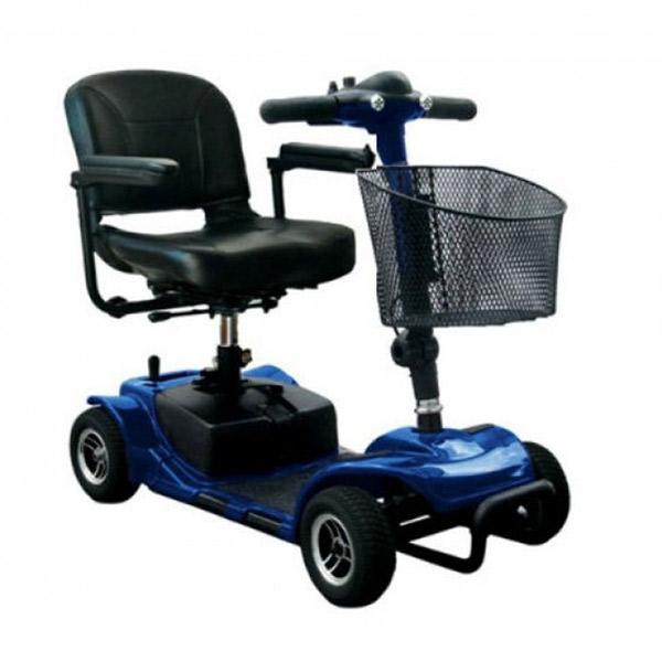 Scooter eléctrico 4 ruedas Smart Libercar para exteriores e interiores