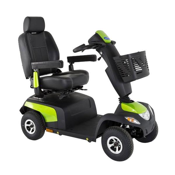 Scooter eléctrico Orion Pro Invacare Comodidad, seguridad y fiabilidad