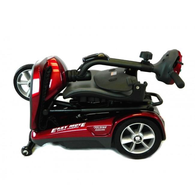 Scooter eléctrico Easy Move Easy Way plegable con mando a distancia-3