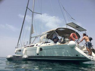 Jeanneau Sun Odyssey 44i | Ortsasailing