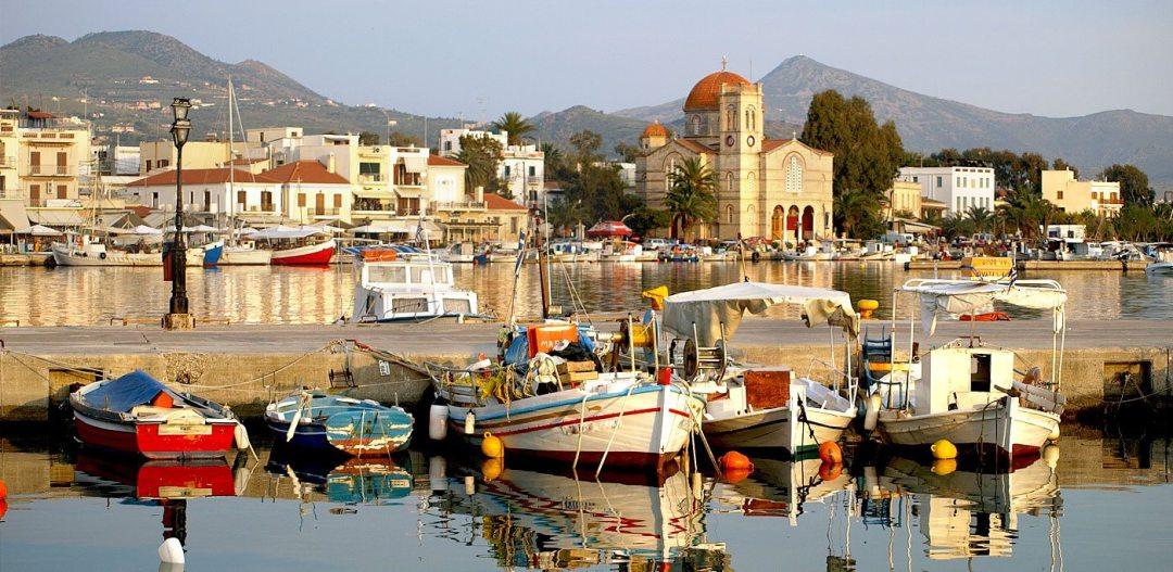 Aegina Destinations sailing holidays