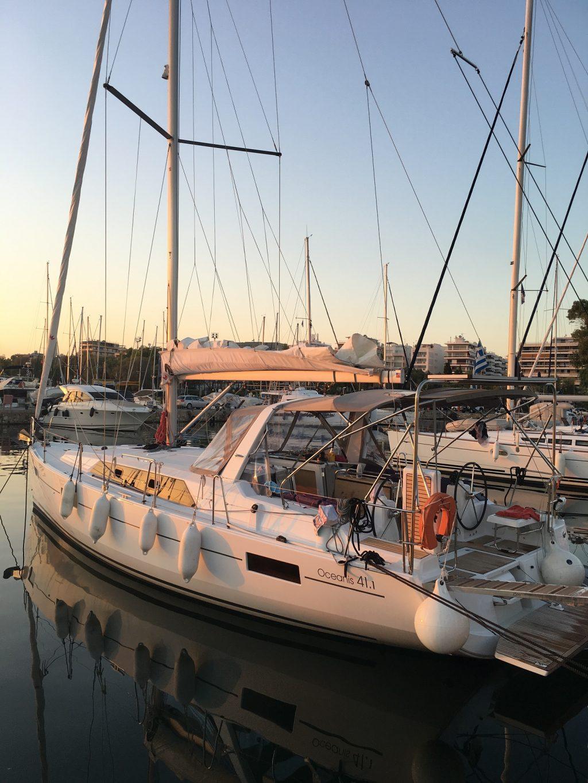 Oceanis 41.1 Beneteau 2016