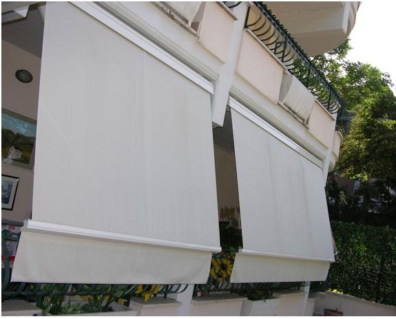 Catalogo tende da sole para' il tessuto per le tue tende da esterno. Tende Da Esterno Roma 2018 Vedi I Modelli Gruppo Orvi Serramenti