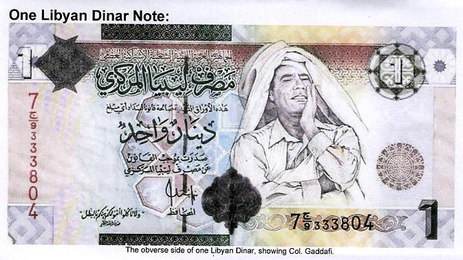 Libya Dinar