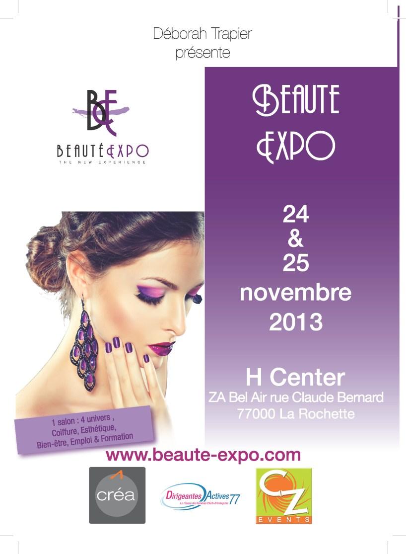 Osallure au salon Beauté Expo le 24 et 25 Novembre 2013. Invitations sur www.beaute-expo.com