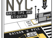 NYC Basic Tips and Etiquette – ニューヨークのユニークなエチケットを集めた本