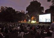 セントラルパークで「NYが舞台の映画」無料上映 – 8月18日から22日まで
