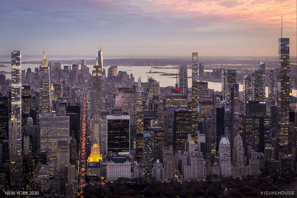 VISUALHOUSE NEW YORK 2030