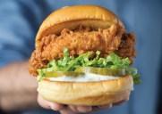 チキンシャック(ChickenShack)- シェイク・シャックの期間限定バーガー